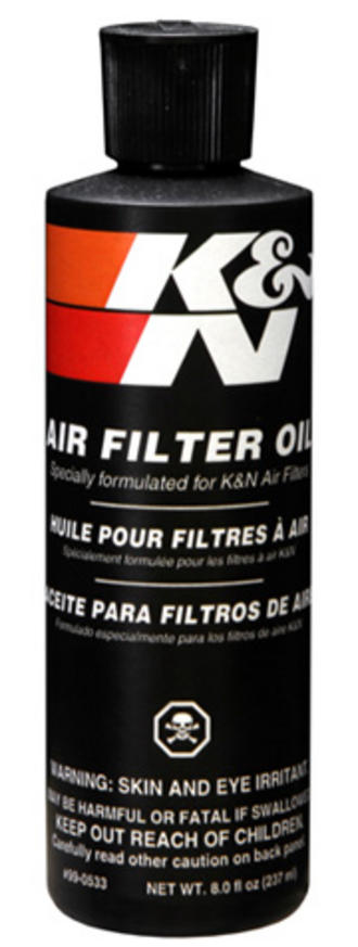 99-0533 K&N KN AIR FILTER OIL 8.0fl oz (237ml) SQUEEZE TUBE K&N SERVICE Preview