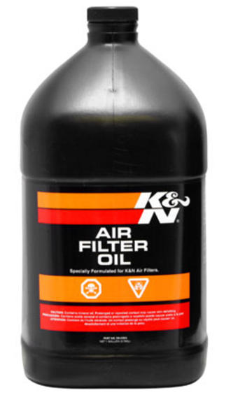 99-0551 K&N KN AIR FILTER OIL 1 GALLON REFILL BOTTLE (TRADE) K&N SERVICE PRODUCT Preview