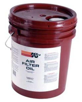 99-0555 K&N KN AIR FILTER OIL 5 GALLON REFILL BOTTLE (TRADE) K&N SERVICE PRODUCT Preview