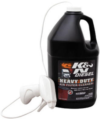 99-0638 K&N KN HEAVY DUTY AIR FILTER CLEANER 1 GALLON REFILL BOTTLE (TRADE) Preview