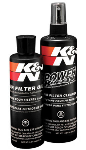 NEW! 99-5050 K&N KN RECHARGER AIR FILTER CLEANING SERVICE KIT 237ml SQUEEZE OIL Preview