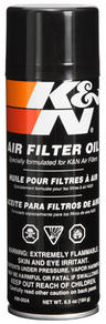 99-0504 K&N KN AIR FILTER OIL 6.5fl oz (204ml) AEROSOL SPRAY CAN K&N SERVICE