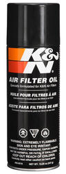 99-0516 K&N KN AIR FILTER OIL 12.5fl oz (408ml) AEROSOL SPRAY CAN K&N SERVICE