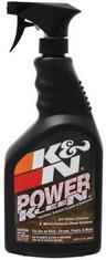 99-0621 K&N KN POWER KLEEN AIR FILTER CLEANER & DEGREASER 32fl oz PUMP SPRAY