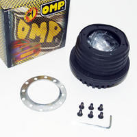 OD/1960FO539 OMP RACING STEERING WHEEL HUB BOSS KIT (ALSO FITS SPARCO & MOMO)