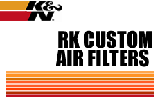 RK- CUSTOM AIR FILTERS