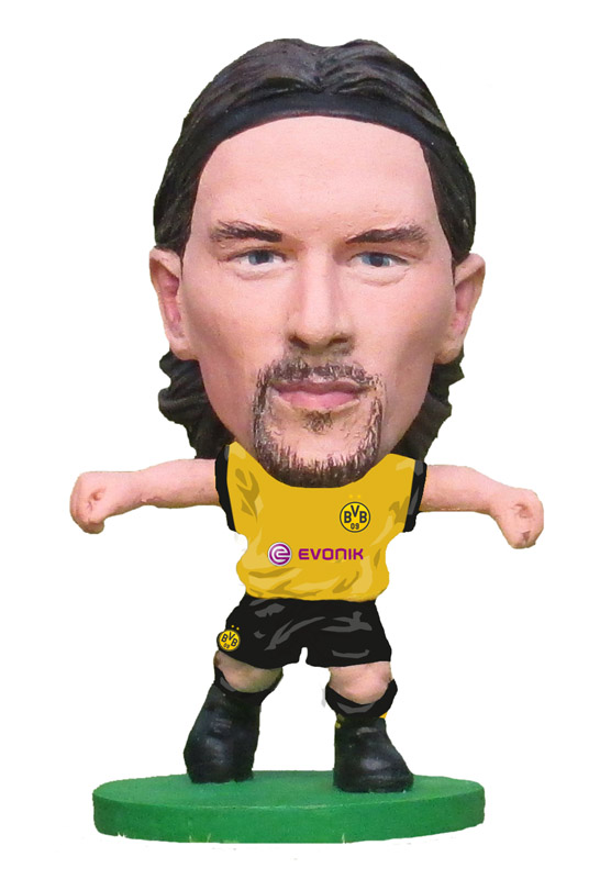 BORUSSIA DORTMUND SOCCERSTARZ FOOTBALL MODEL FIGURES