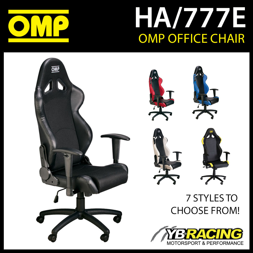 new ha 777e omp racing seat wheeled office chair seat on wheels inc