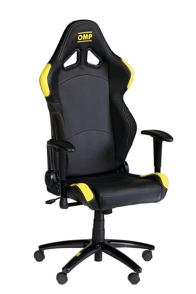 Ha 777e Omp Racing Seat Wheeled Office Chair Seat On