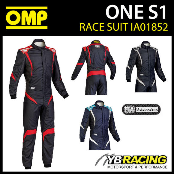 OMP ONE S1 RACE SUIT