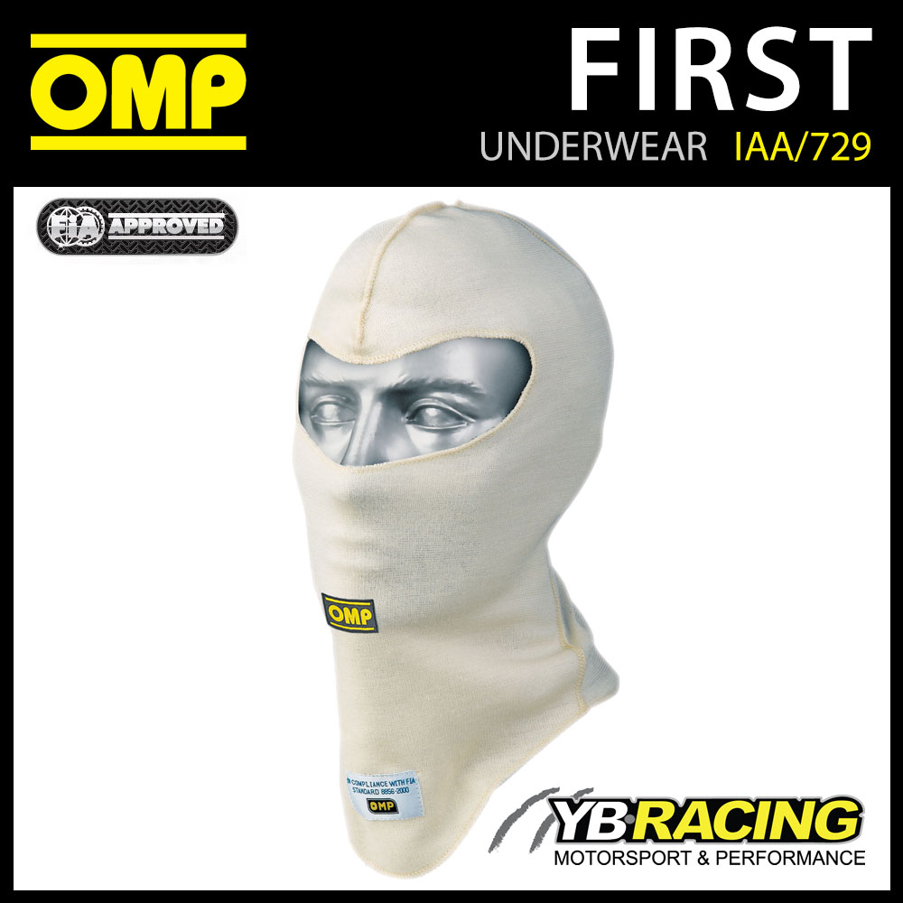IAA/729 OMP FIRST BALACLAVA (SMALL FIT)