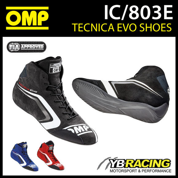 IC/803E OMP TECNICA EVO BOOTS