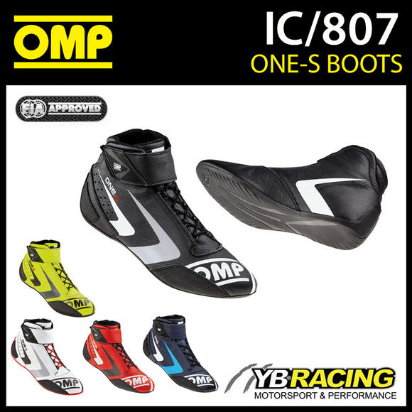 IC/807 OMP ONE-S BOOTS