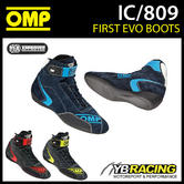 IC/809 OMP FIRST EVO BOOTS