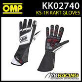 KK02740 OMP KS-1R KART GLOVES