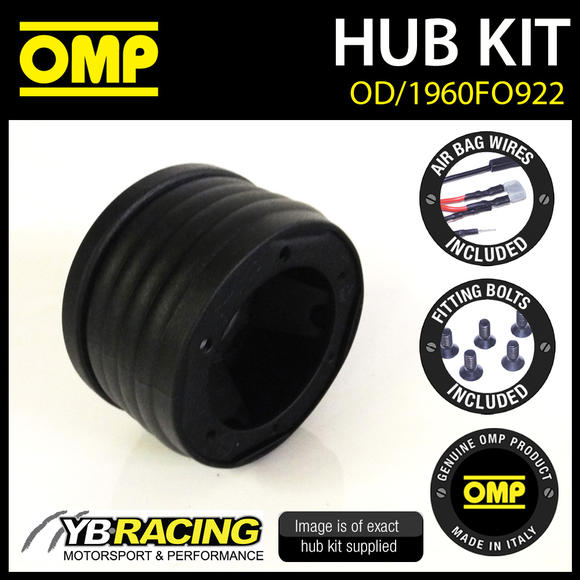 OD/1960FO922 OMP RACING STEERING WHEEL HUB BOSS fits FORD CORTINA TE 1976-1980