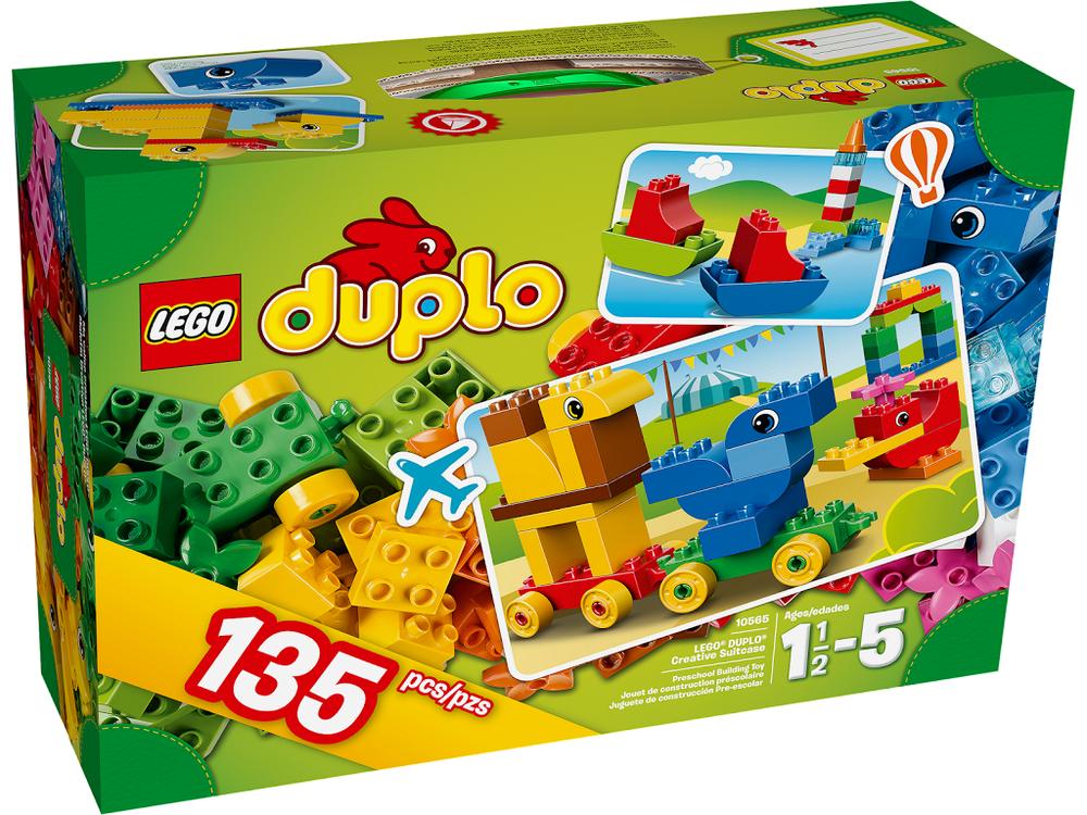 10565 LEGO Creative Suitcase DUPLO