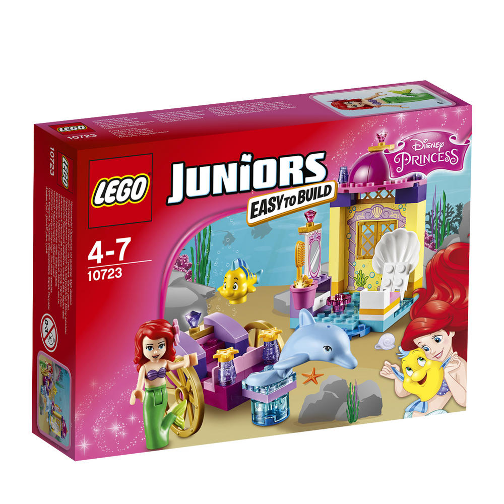 10723 LEGO Ariel's Dolphin Carriage JUNIORS