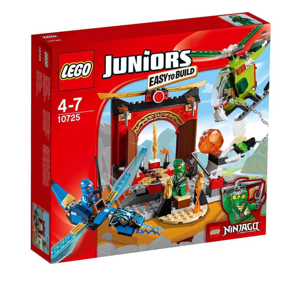 10725 LEGO Lost Temple JUNIORS