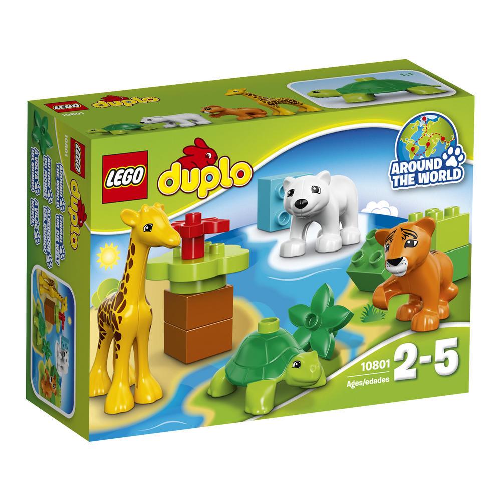 10801 LEGO Baby Animals DUPLO WILDLIFE