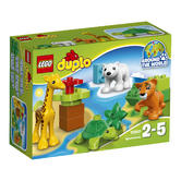 10801 LEGO Baby Animals DUPLO WILDLIFE