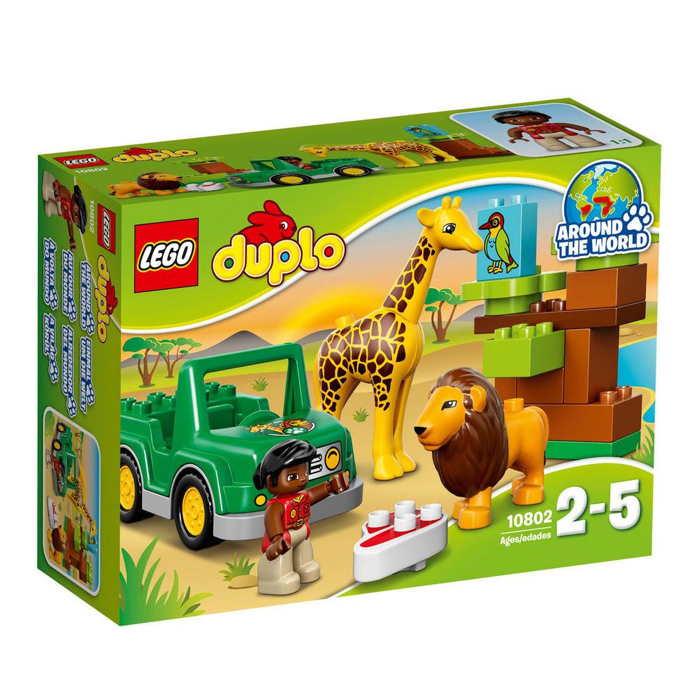 10802 LEGO Savanna DUPLO WILDLIFE