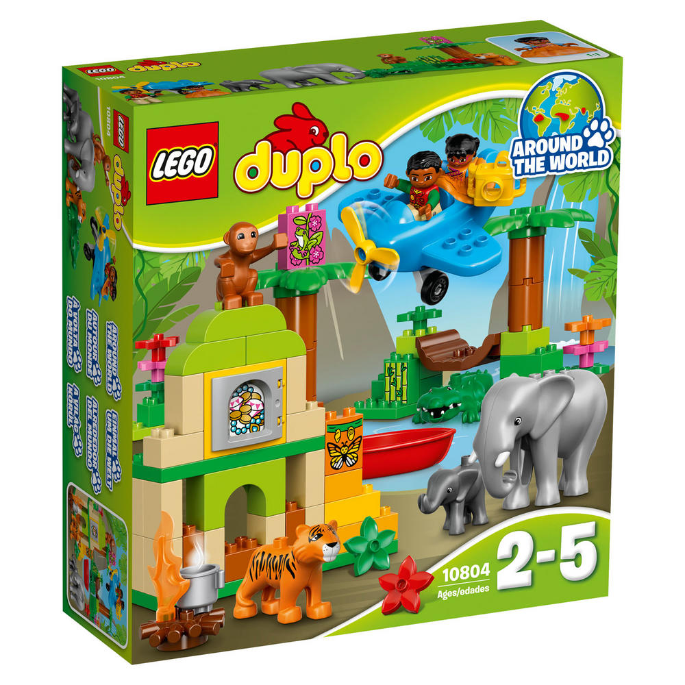 10804 LEGO Jungle DUPLO TOWN