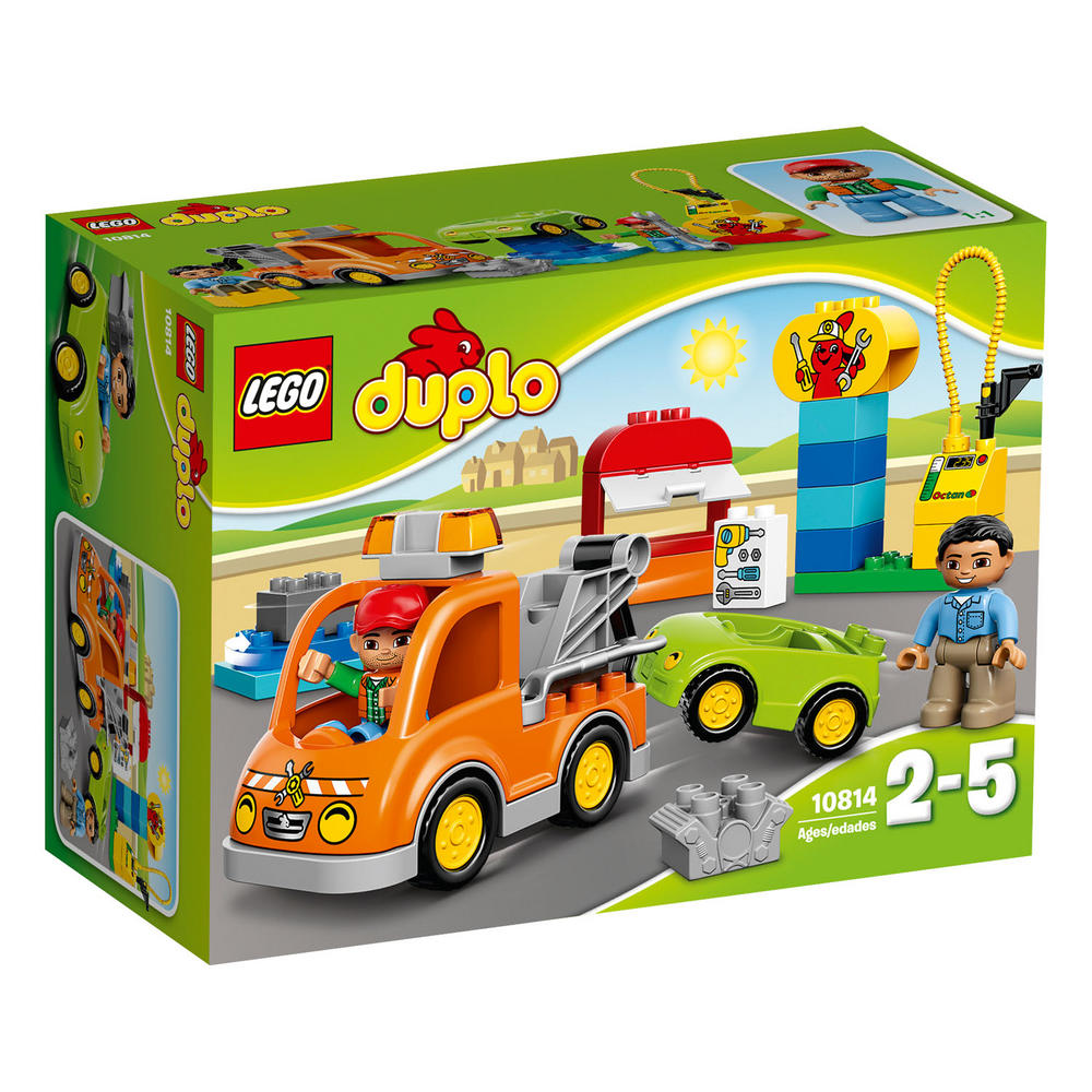10814 LEGO Tow Truck DUPLO TOWN