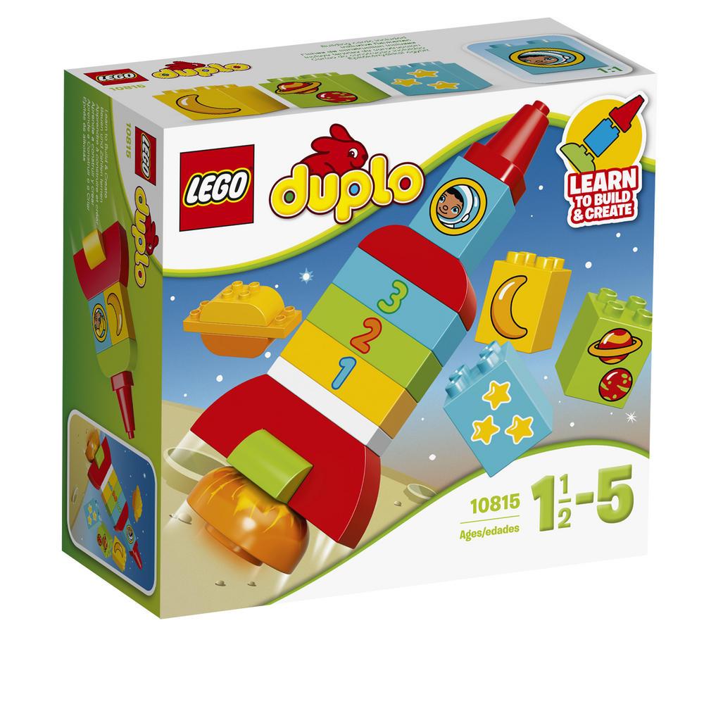 10815 LEGO My First Rocket DUPLO MY FIRST