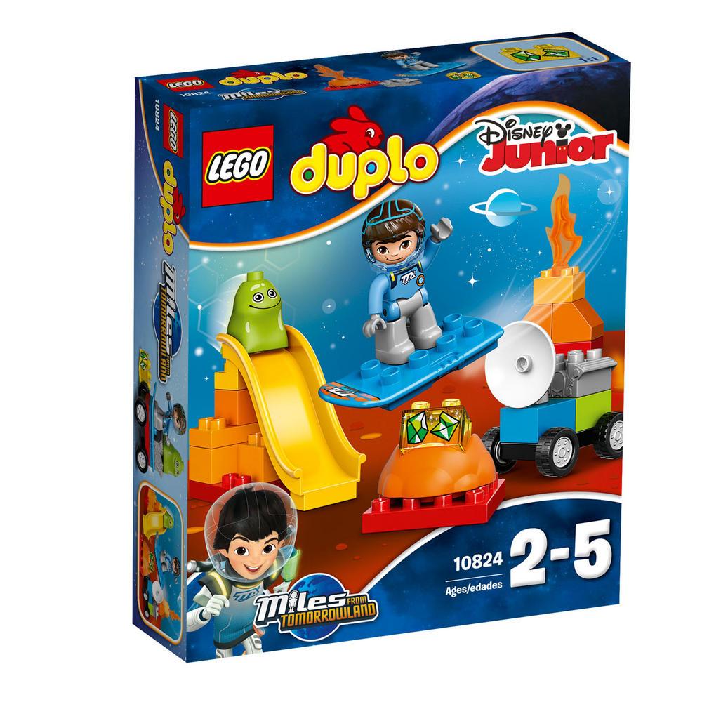10824 LEGO Miles' Space Adventures DUPLO MILES