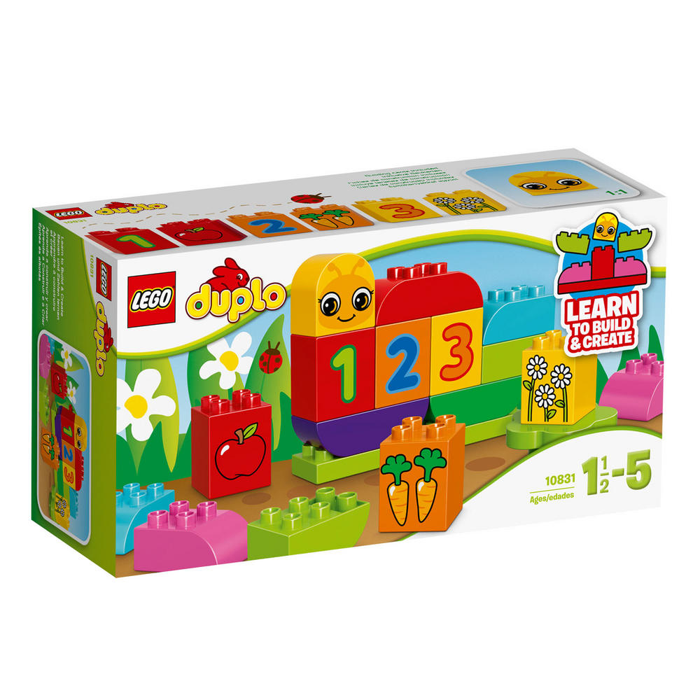 10831 LEGO My First Caterpillar DUPLO MY FIRST
