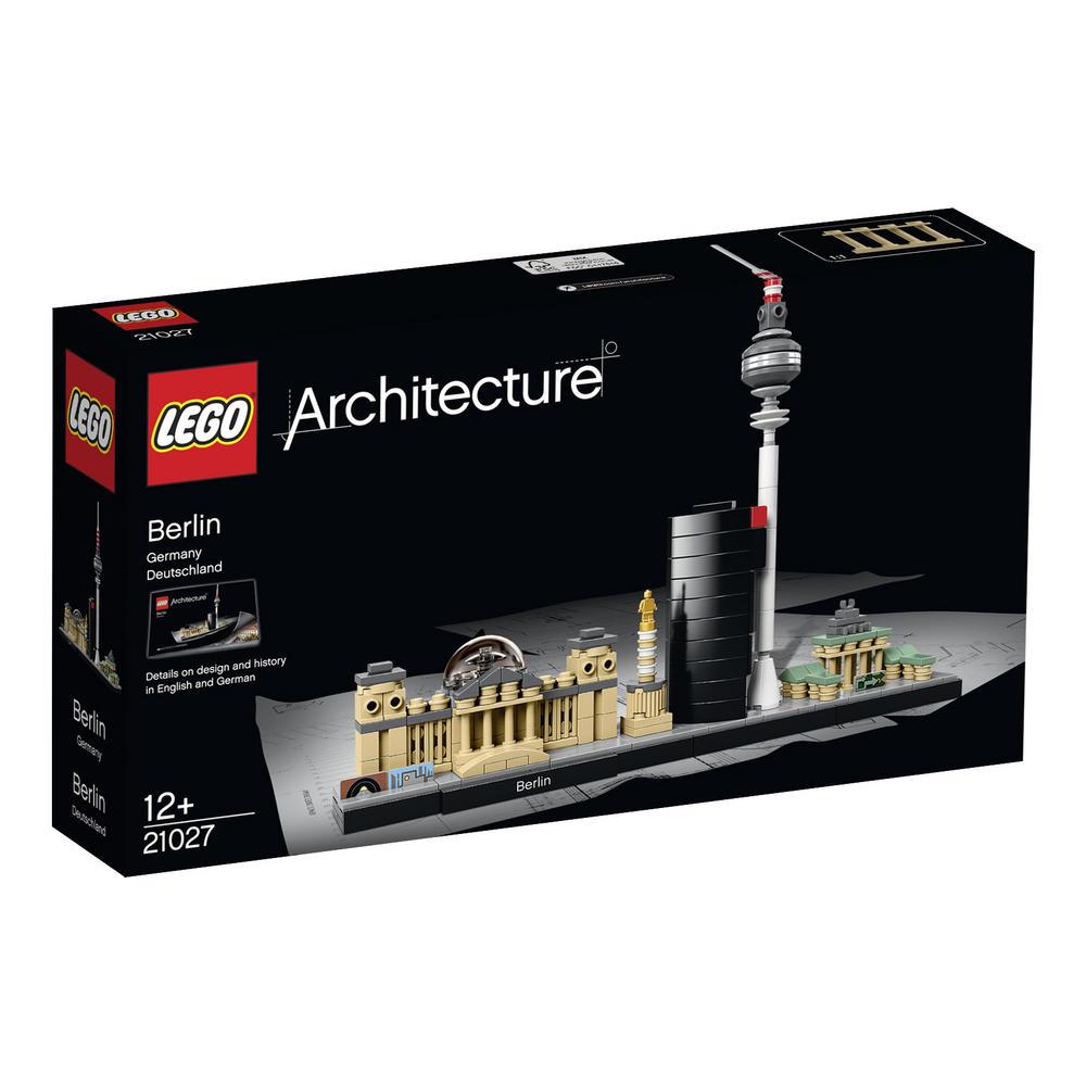 21027 LEGO Berlin ARCHITECTURE