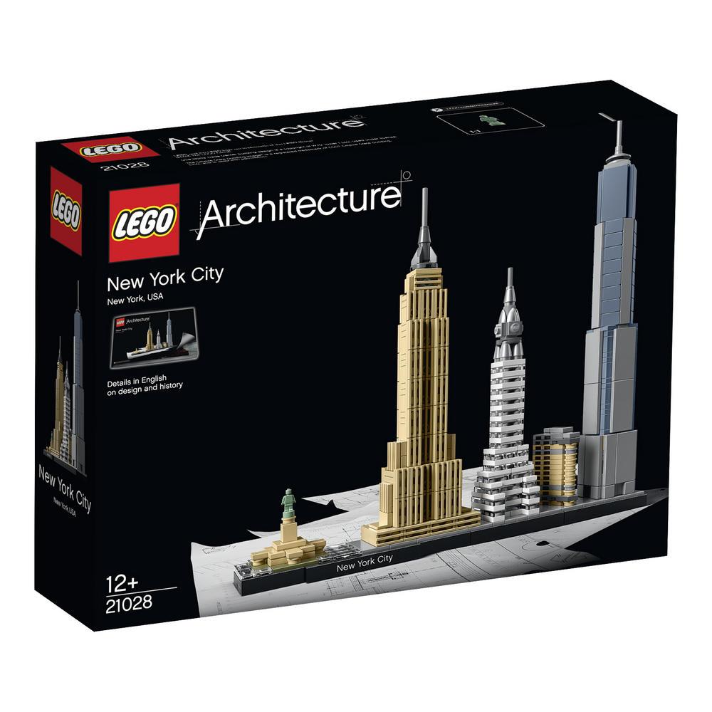 21028 LEGO New York City ARCHITECTURE