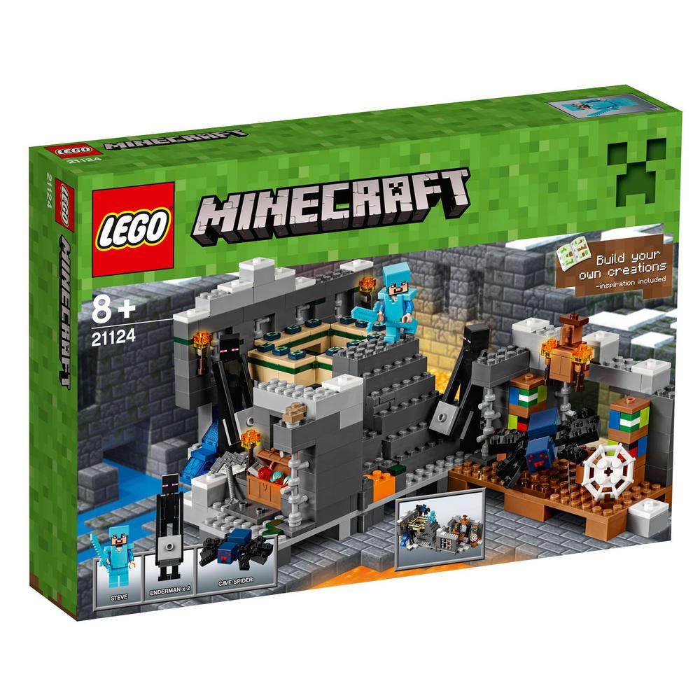 21124 LEGO The End Portal MINECRAFT