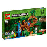 21125 LEGO The Jungle Tree House MINECRAFT