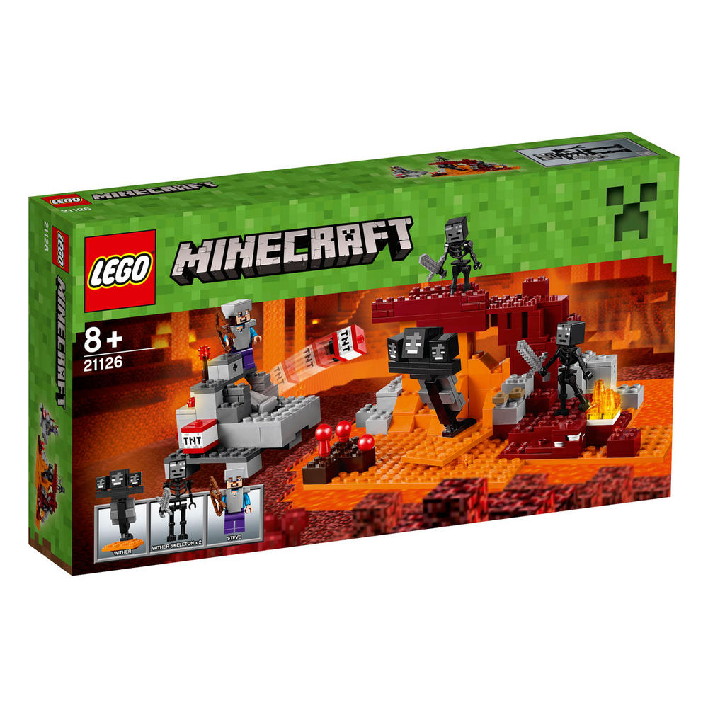 21126 LEGO The Wither MINECRAFT