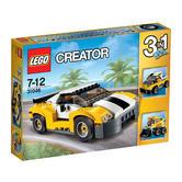 31046 LEGO Fast Car CREATOR