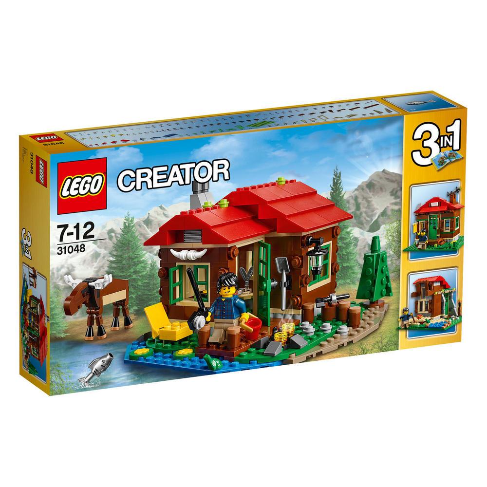 31048 LEGO Lakeside Lodge CREATOR