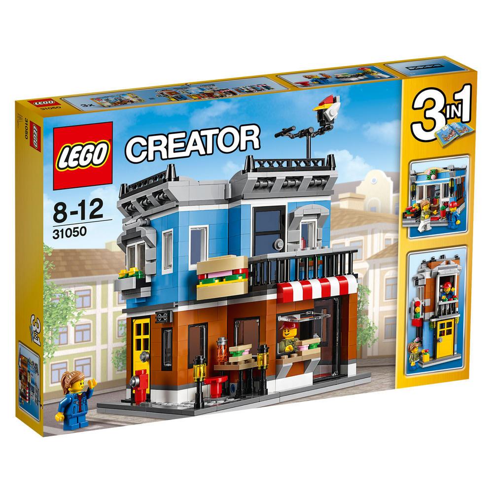 31050 LEGO Corner Deli CREATOR