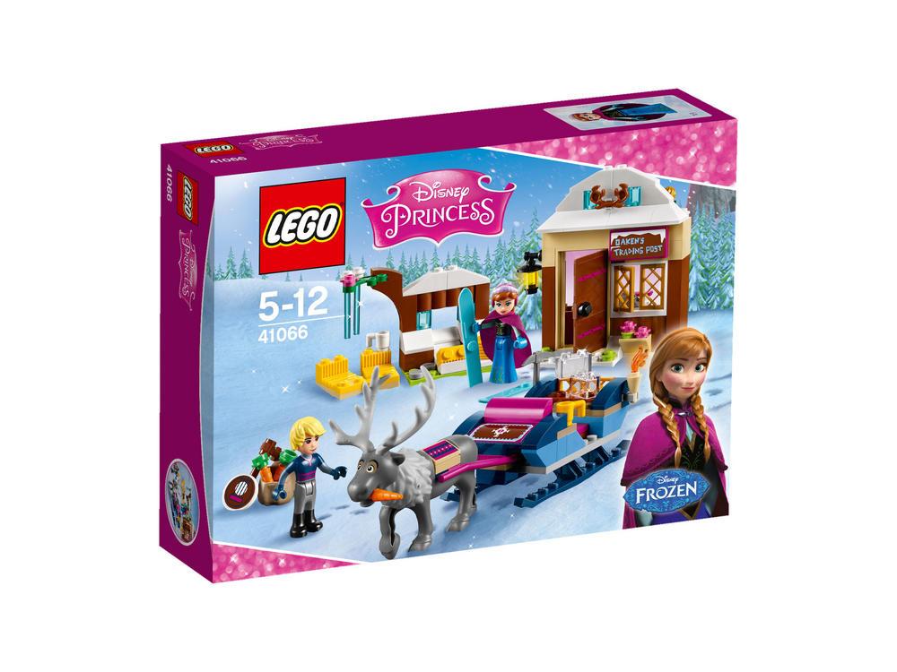 41066 LEGO Anna & Kristoff's Sleigh Adventure DISNEY FROZEN