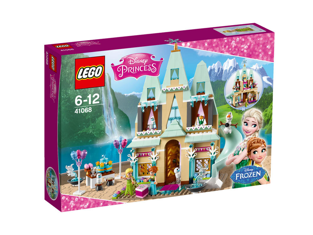 41068 LEGO Arendelle Castle Celebration DISNEY FROZEN
