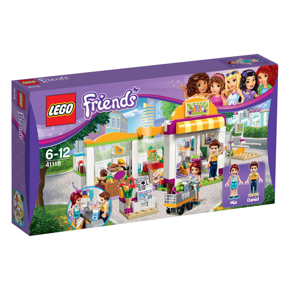 41118 LEGO Heartlake Supermarket FRIENDS