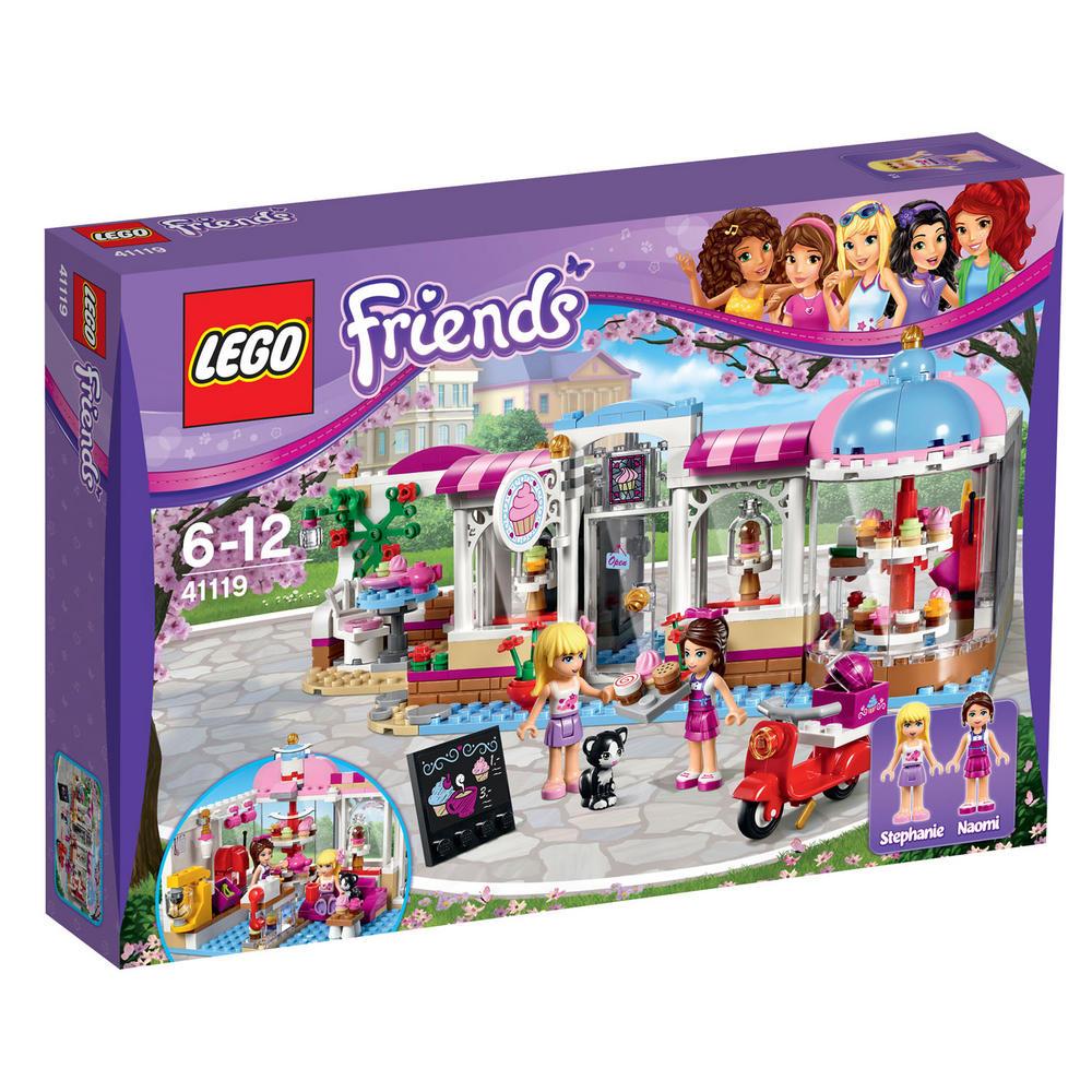 41119 LEGO Heartlake Cupcake Café FRIENDS