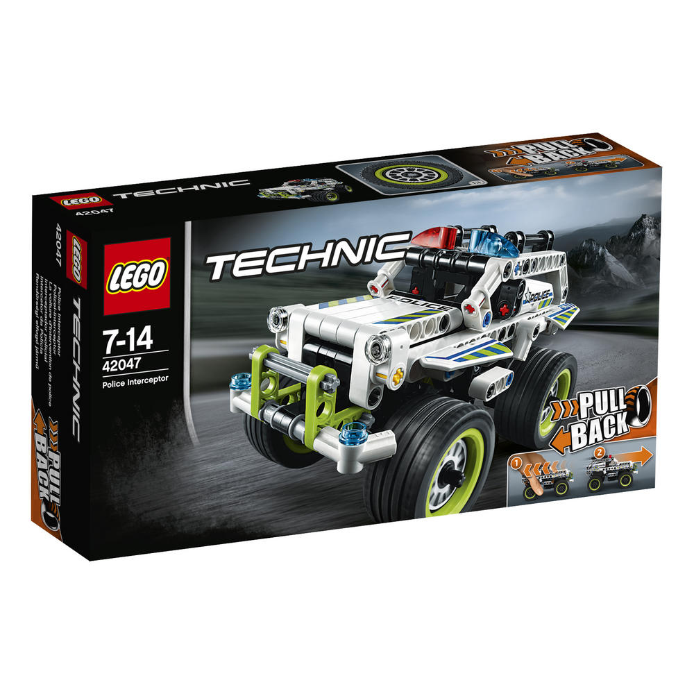 42047 LEGO Police Interceptor TECHNIC