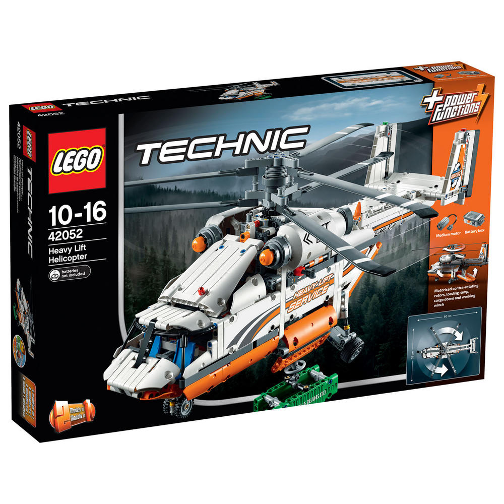 42052 LEGO Heavy Lift Helicopter TECHNIC