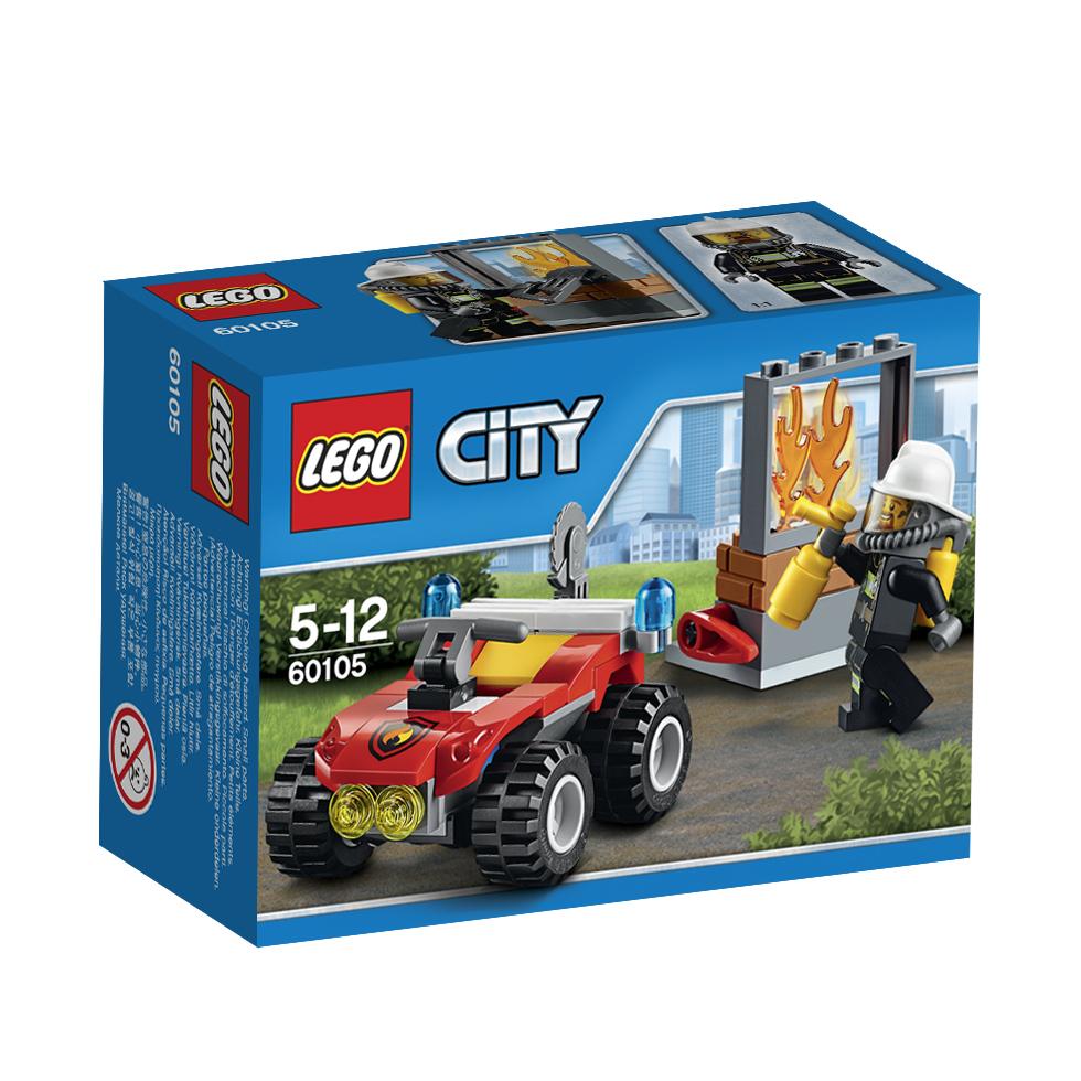 60105 LEGO Fire Atv CITY FIRE
