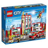 60110 LEGO Fire Station CITY FIRE