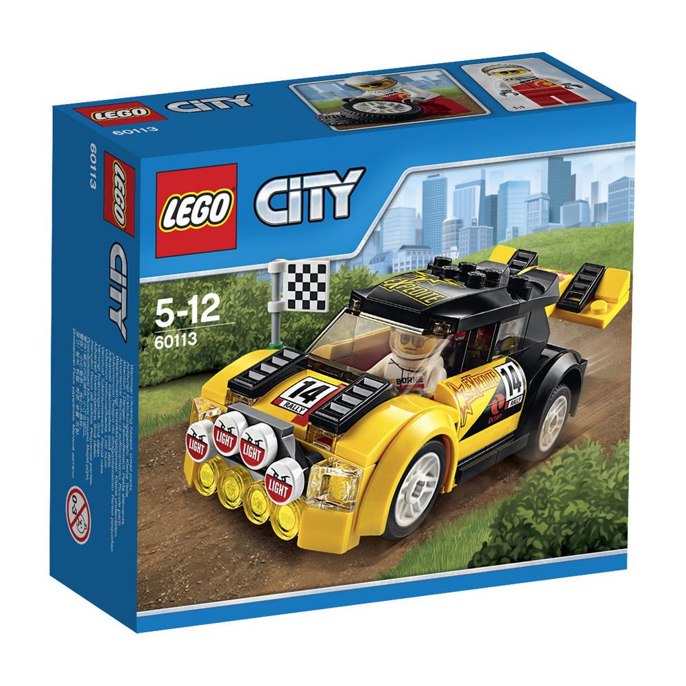 60113 LEGO Rally Car CITY GREAT VEHICLES