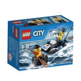60126 LEGO Tire Escape CITY POLICE