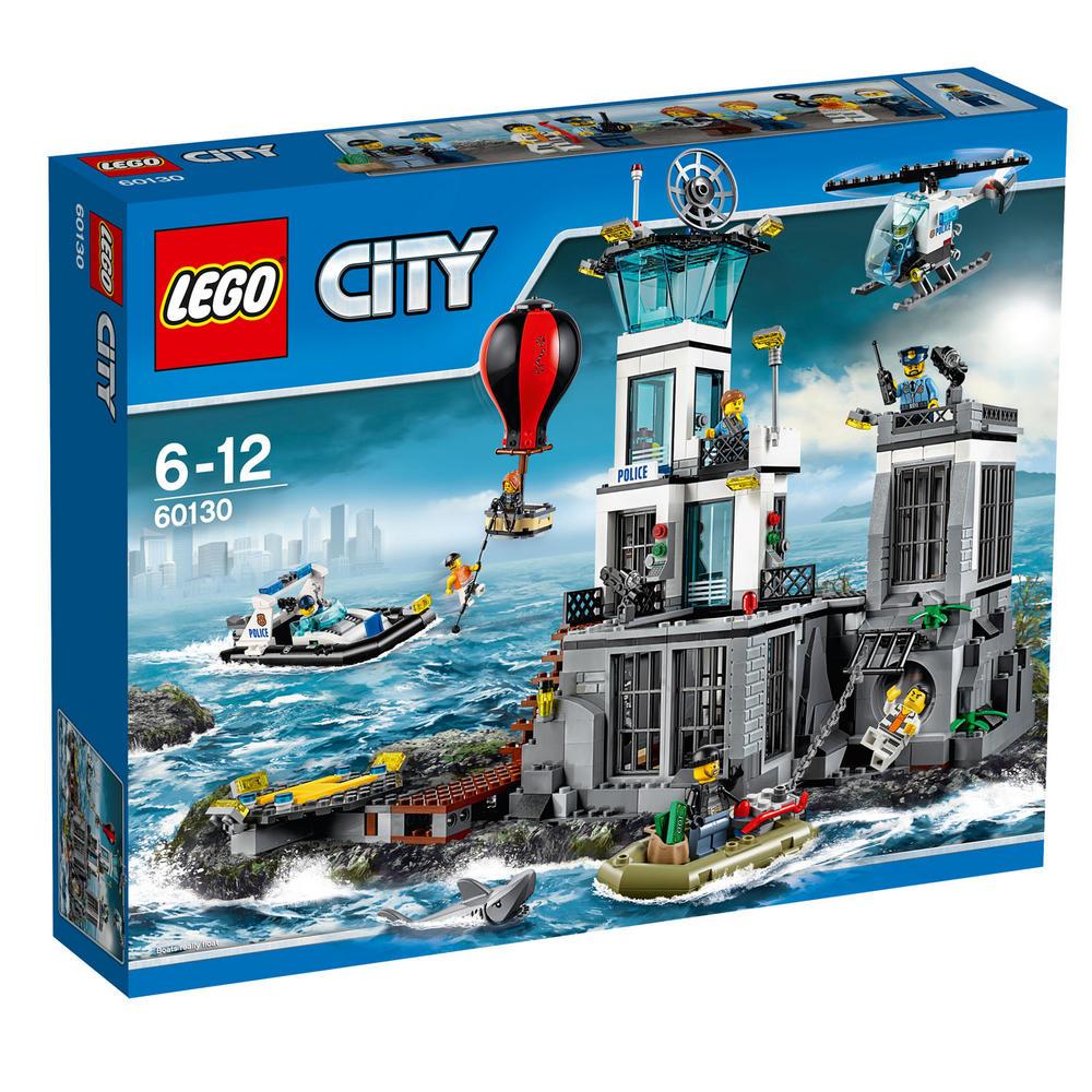 60130 LEGO Prison Island CITY POLICE